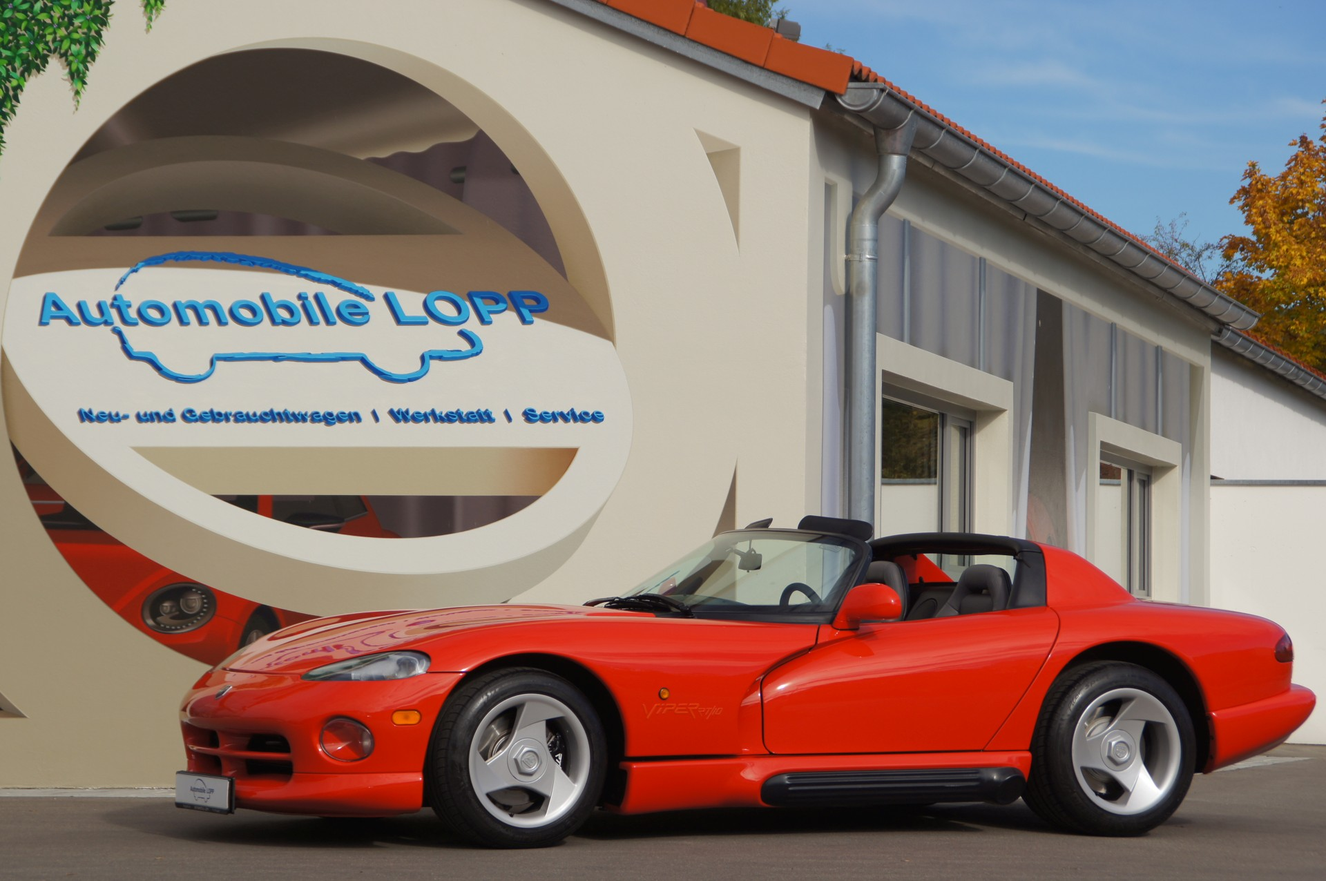 Chrysler Viper RT/10 1996