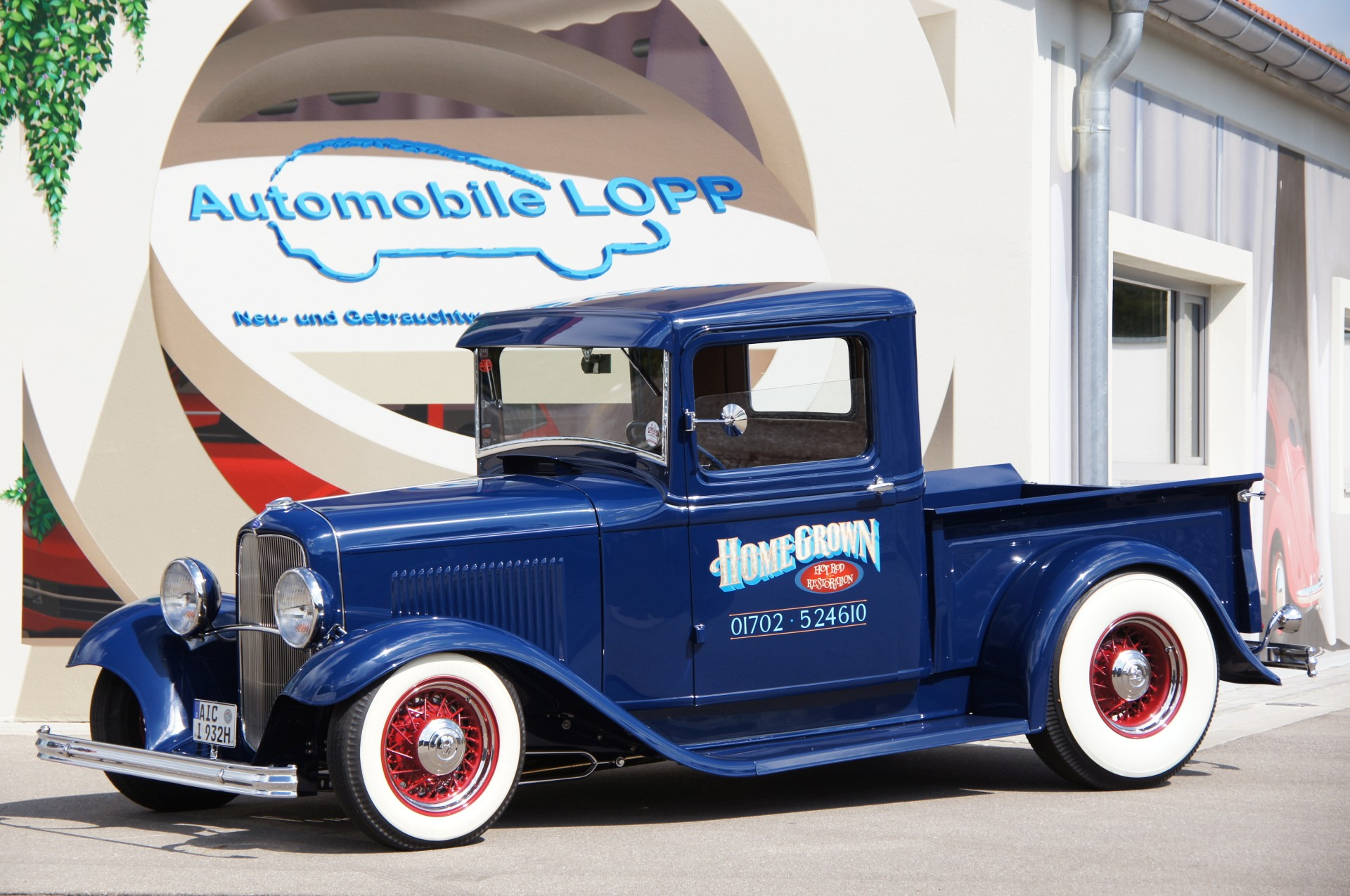 Ford Model B 1932 Hot Rod
