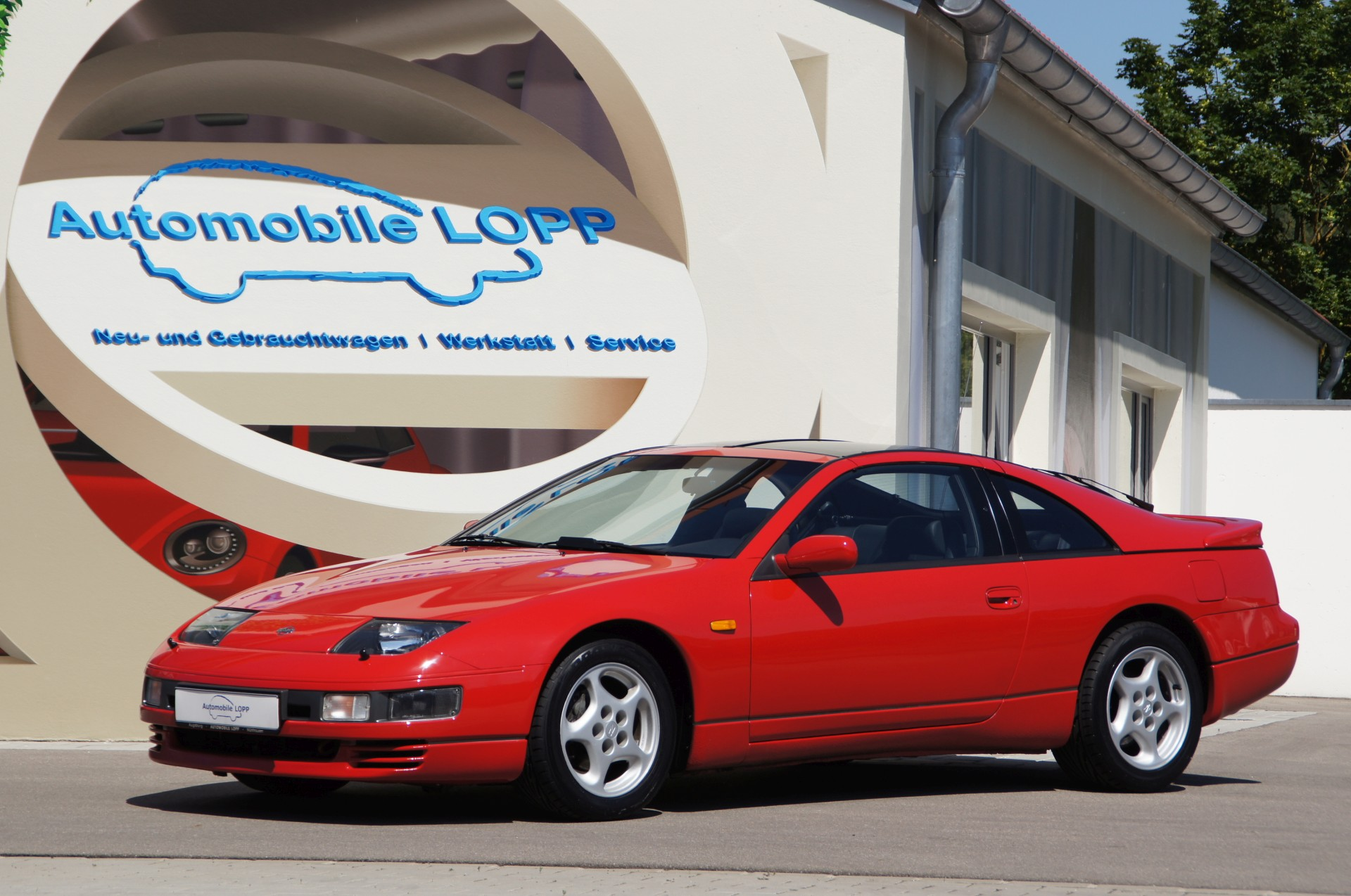 "Nissan 300 ZX ""Twin Turbo"" 1992"