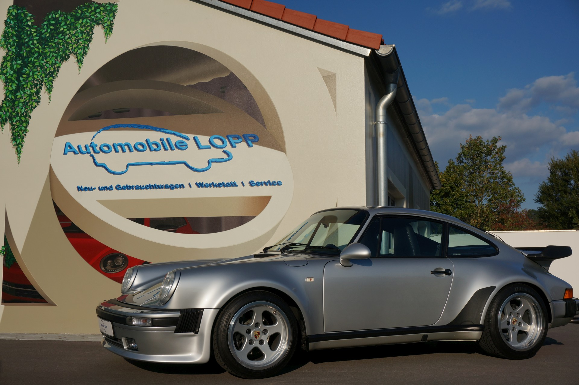 "Porsche 930 Turbo ""WLS 330 PS"" 1989"