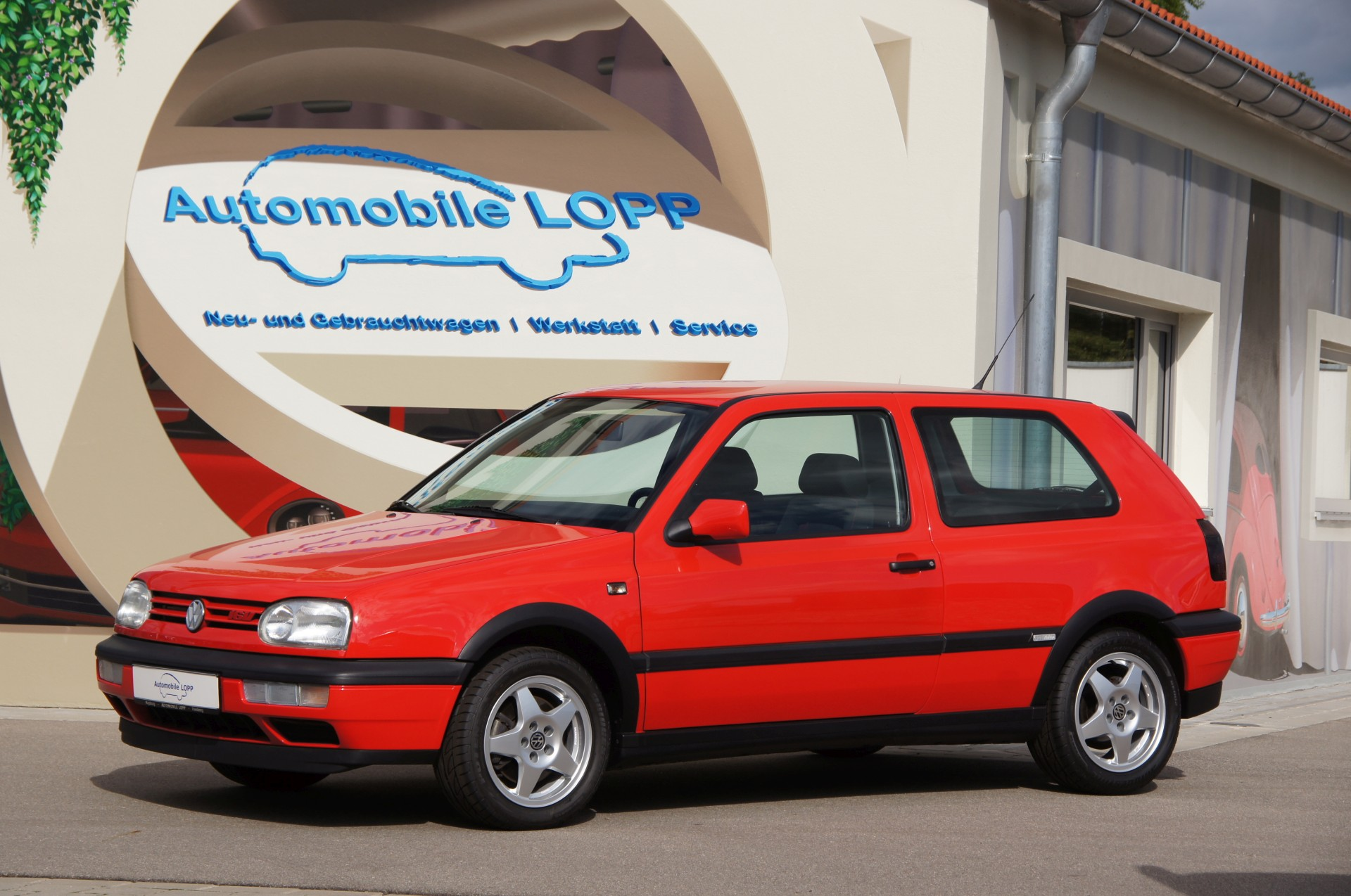 "VW Golf III GTI 16V ""Edition"" 1995"