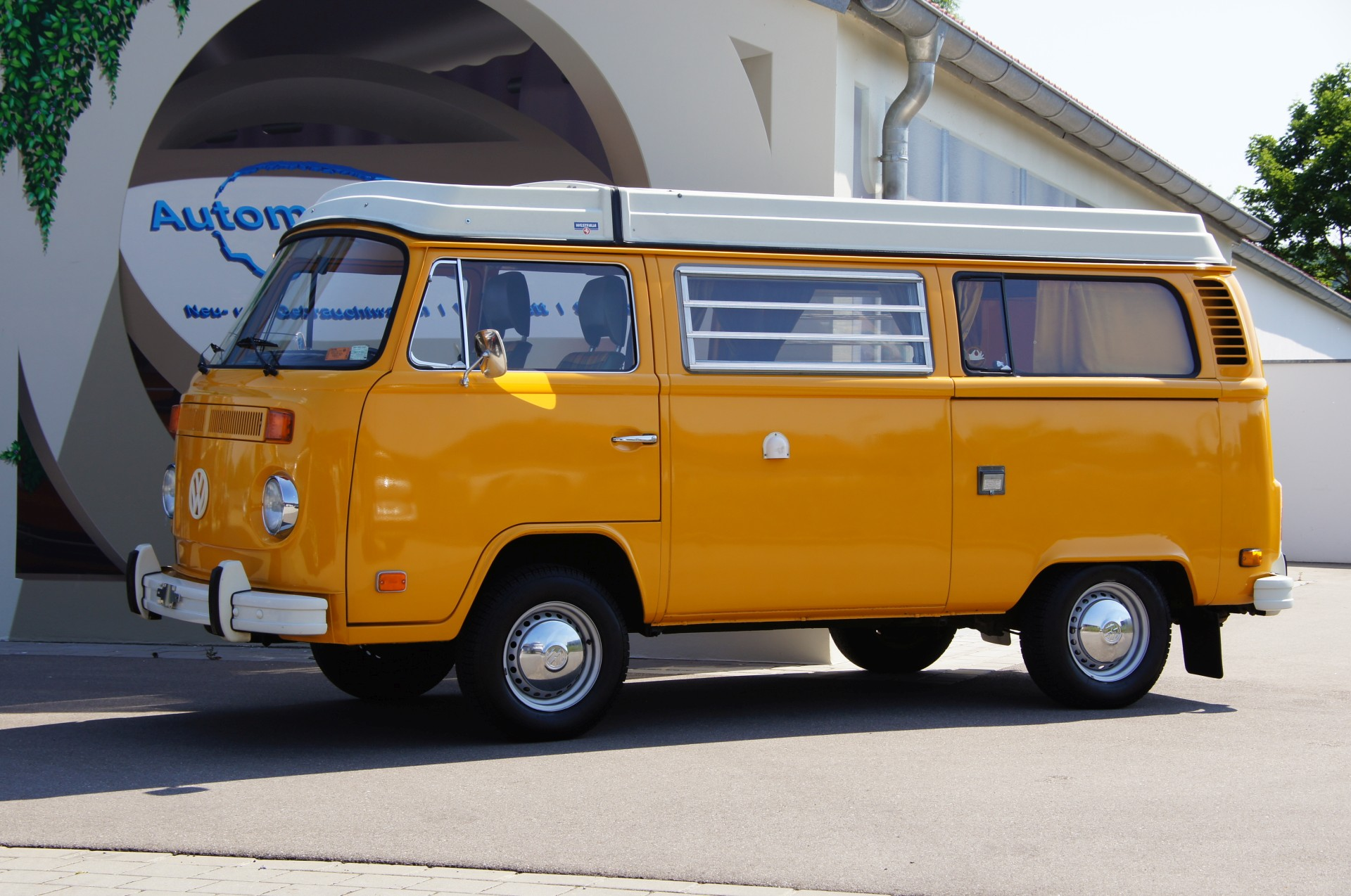 "VW T2 ""Westfalia Berlin"" 1976"