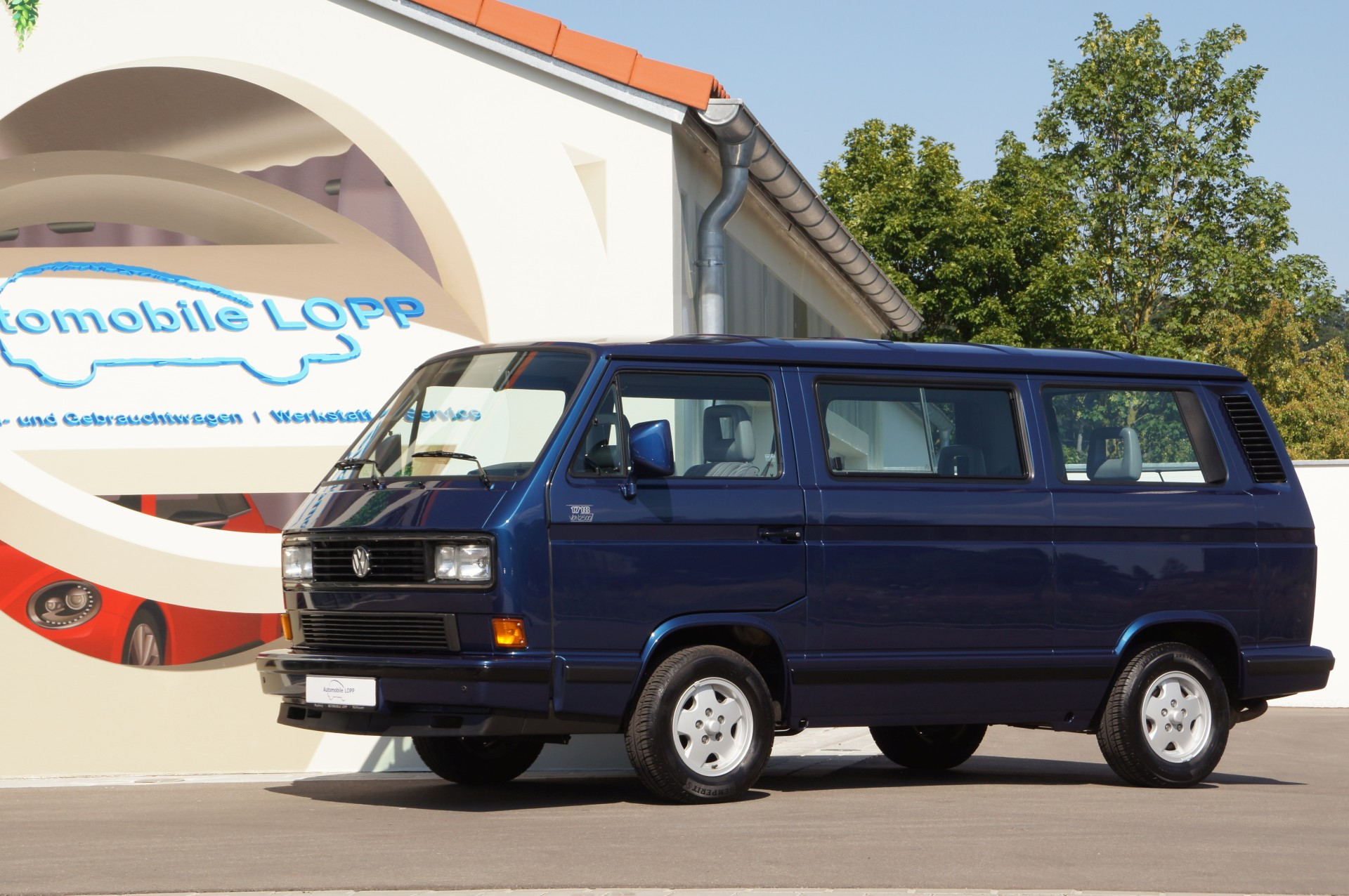 "VW T3 Multivan 2.1 ""Last Limited Edition LLE"" 1992"